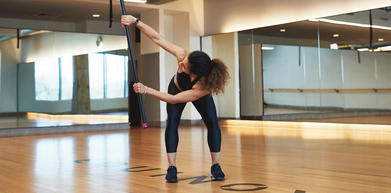 Raise The Bar Bar Workout Body Bars Total Body Workout