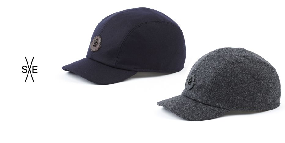 Moncler Sombreros & Gorras gris