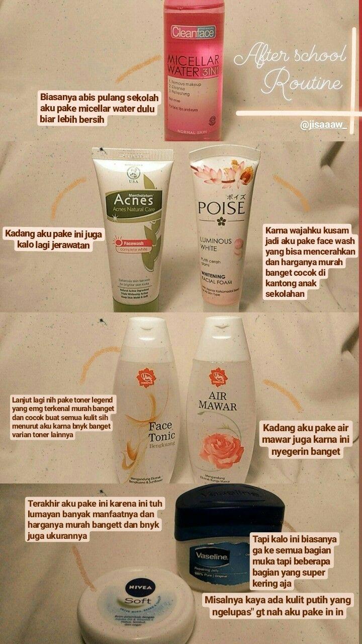 Produk Skin Care Korea Terbaik Untuk Kulit Berminyak Dan Berjerawat