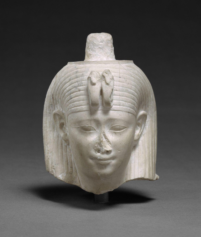 Head Attributed To Arsinoe II