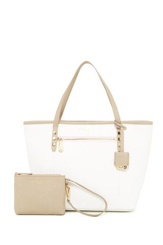 Dover Street Leather Tote