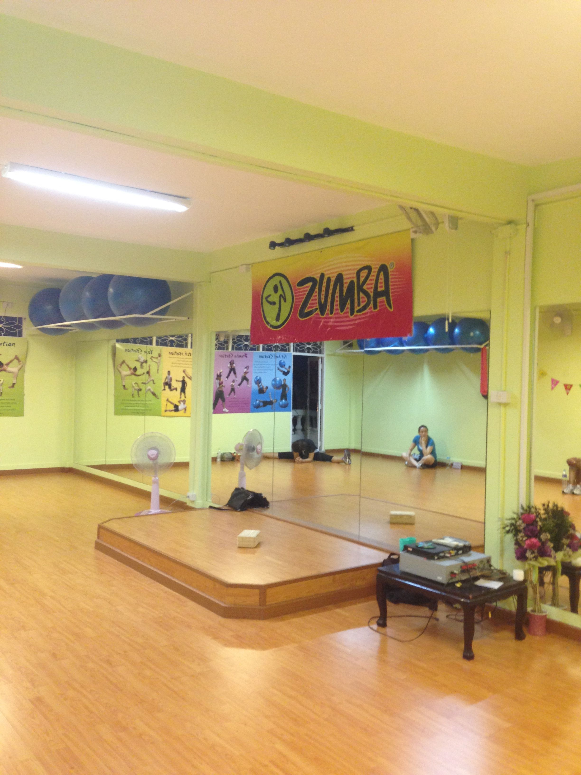 Fit Station Zumba 174 Studio Hua Hin Thailand Studio