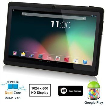 """Save 47% on dragon touch7"""" tablet at #buy.com"""