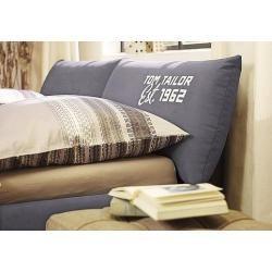 Upholstered beds -  Tom Tailor Soft Pillow Tom TailorTom Tailor  - #antiquedecor #apartmentdecor #bedroomdecor #homedecor #upholstered