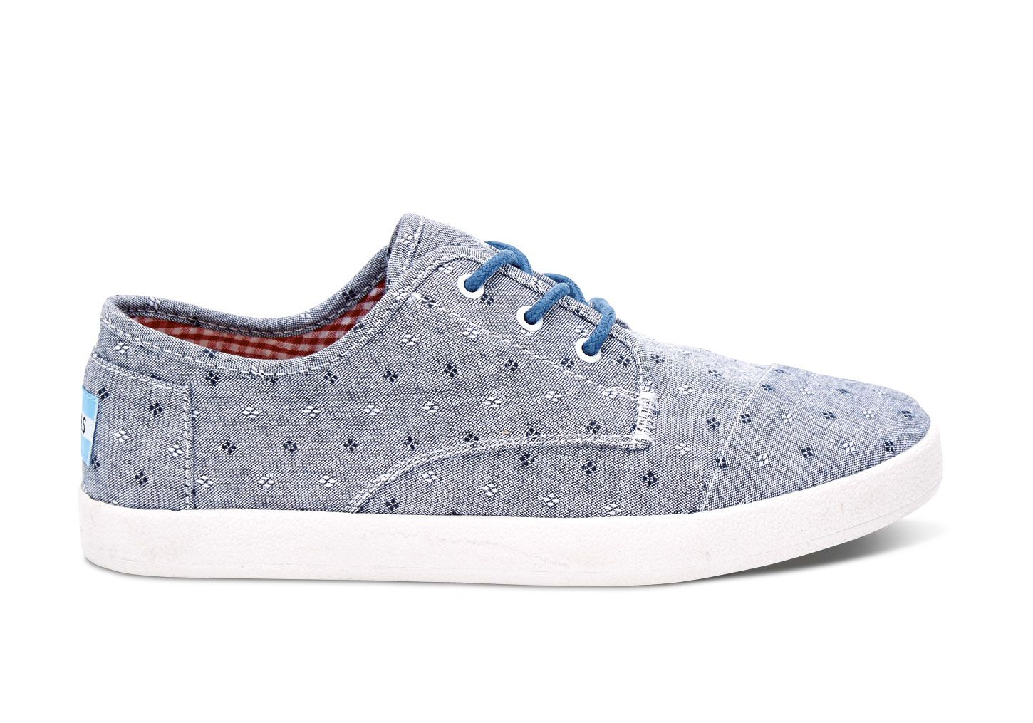 undefined Chambray Flower Women's Paseos