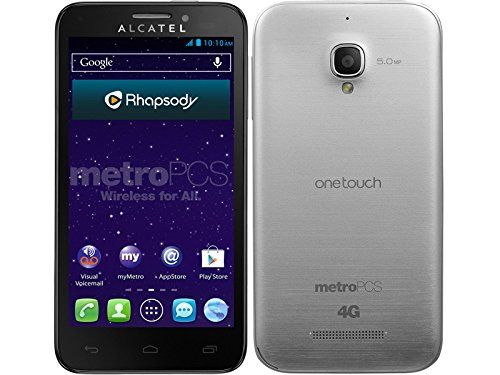 Alcatel One Touch 7024N Fierce 4G (Was Metro PCS Only, Now