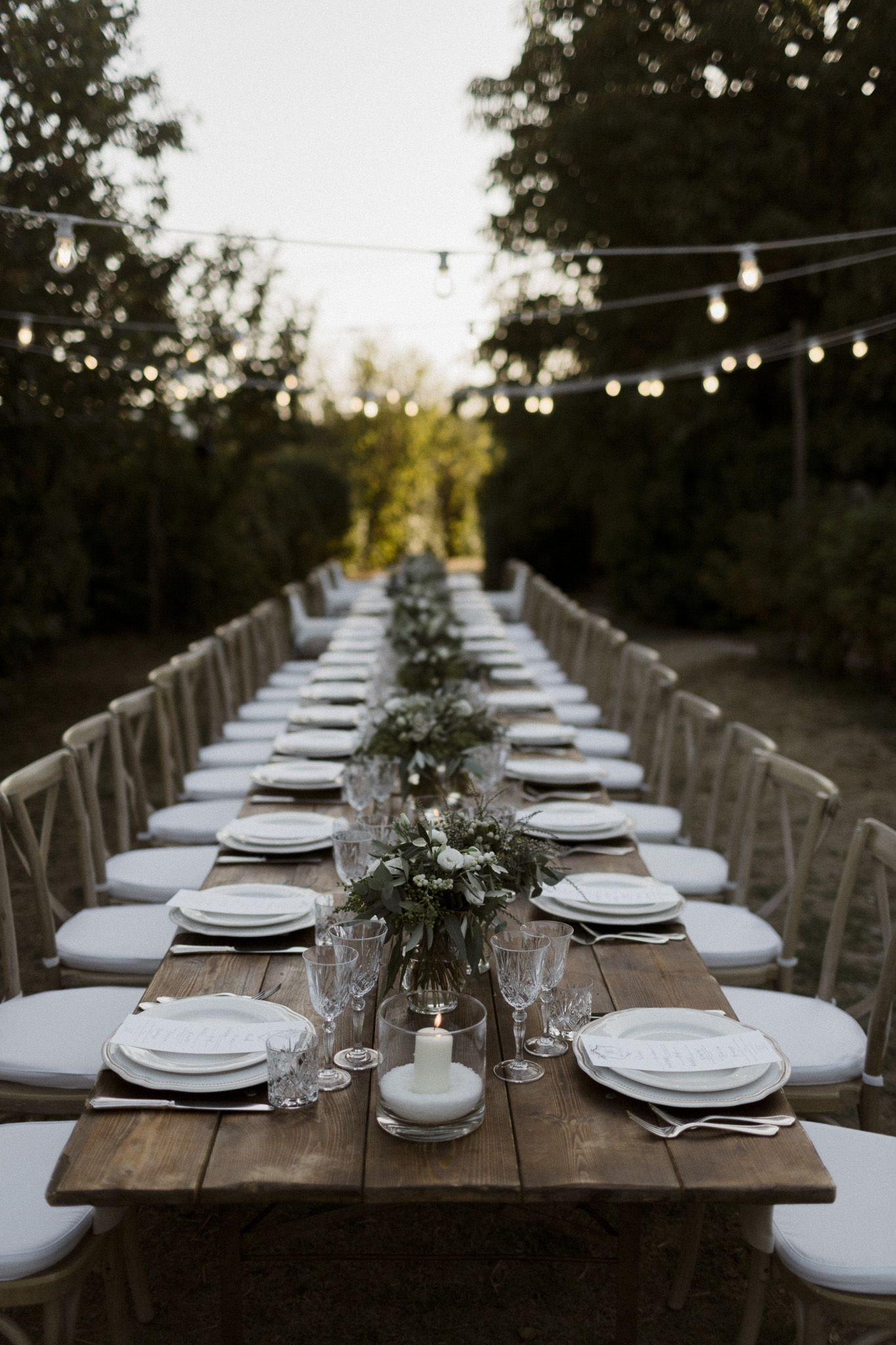 relaxed + stress-free: a rustic tuscan wedding — adela +
