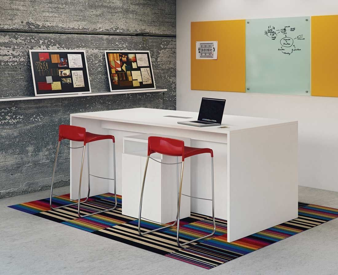 Five Office Design Trends We\'re Excited to See in 2018 – Modern ...