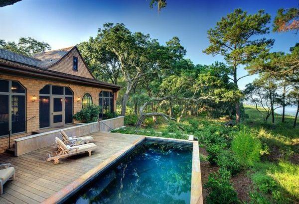 La petite piscine hors sol en 88 photos Pool spa