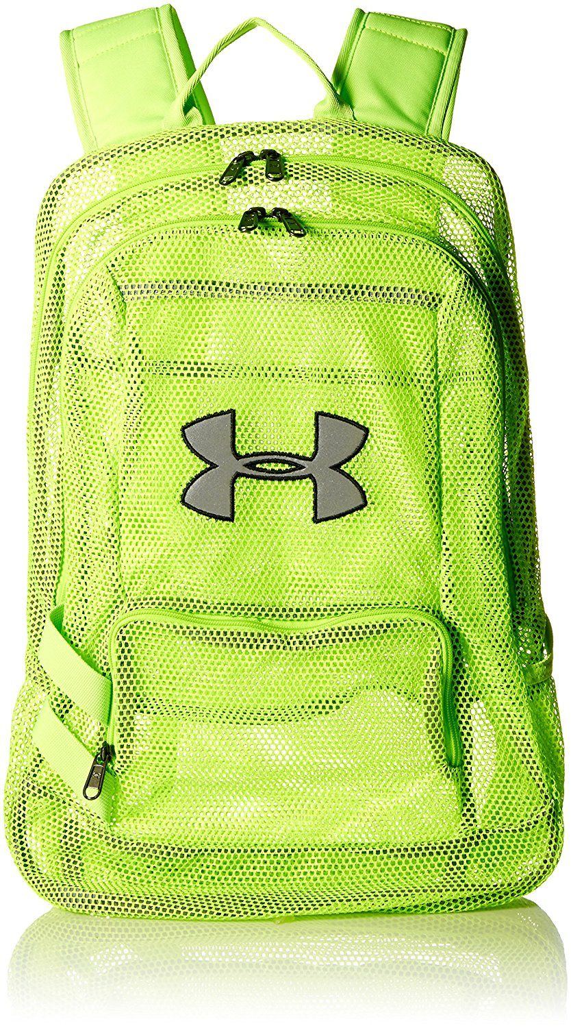 Buy Under Armour Mesh Backpack - CEAGESP ba4fc09dba