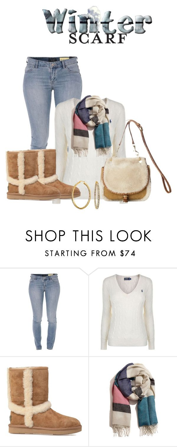 """Untitled #3428"" by janicemckay ❤ liked on Polyvore featuring Polo Ralph Lauren, UGG, A Peace Treaty, UGG Australia and Bling Jewelry"