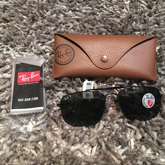 29c33bc258 Men Ray Ban The Colonel RB 3560 Men s Ray ban sunglasses ORB3560 002 ...