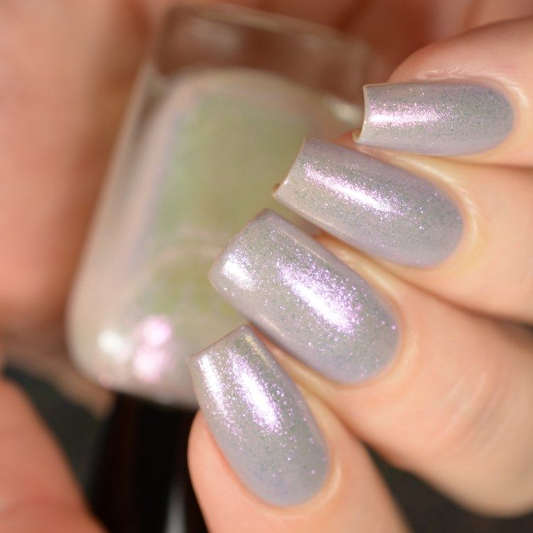 Zoya Special Edition 2017 Kisses Pastel Jellies Vickie with Leia ...