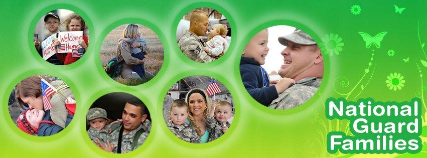 April is the month of the military child military kids
