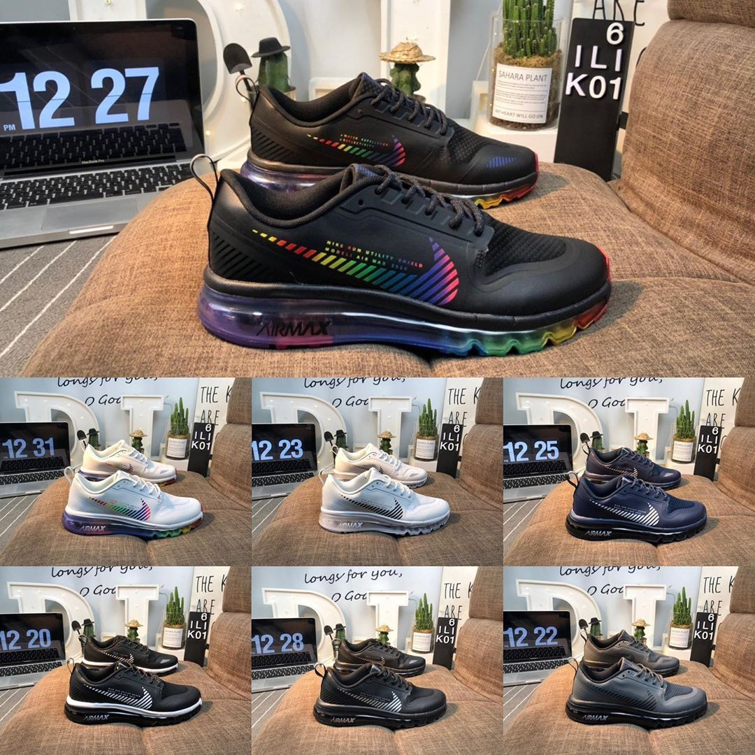 2020 Latest Nike Air Max 97 BlackYellow Sale Free Shipping