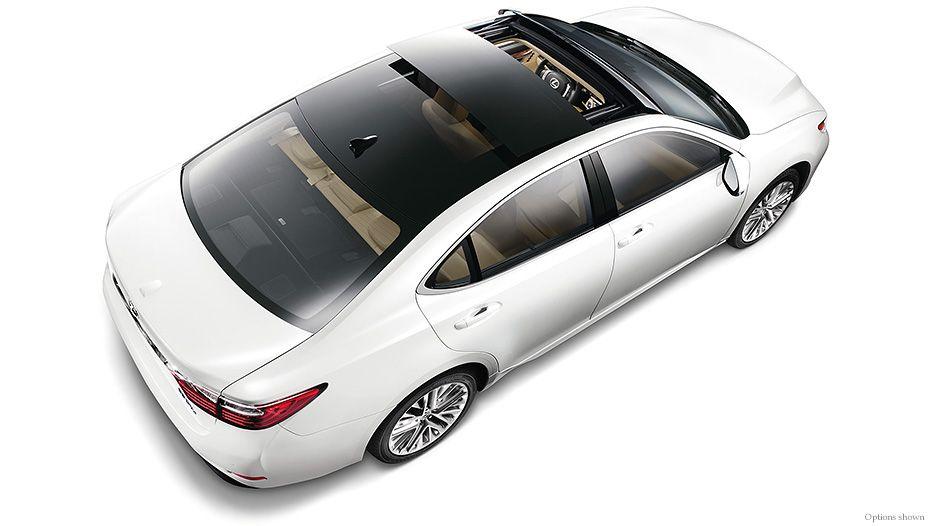 Lexus Es Options Lexus Es Lexus New Lexus