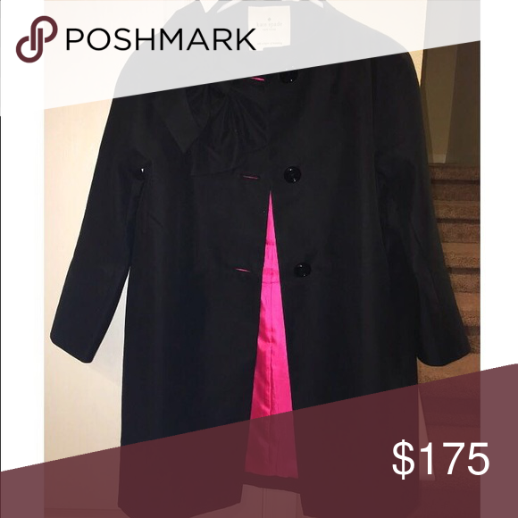 Kate Spade New York Kendall coat Worn once. Perfect condition! kate spade Jackets & Coats Pea Coats