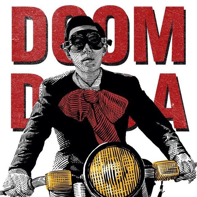 #둠다가#doomdada#top#탑#yg 랑 작업한것..티샤츠 나옴..