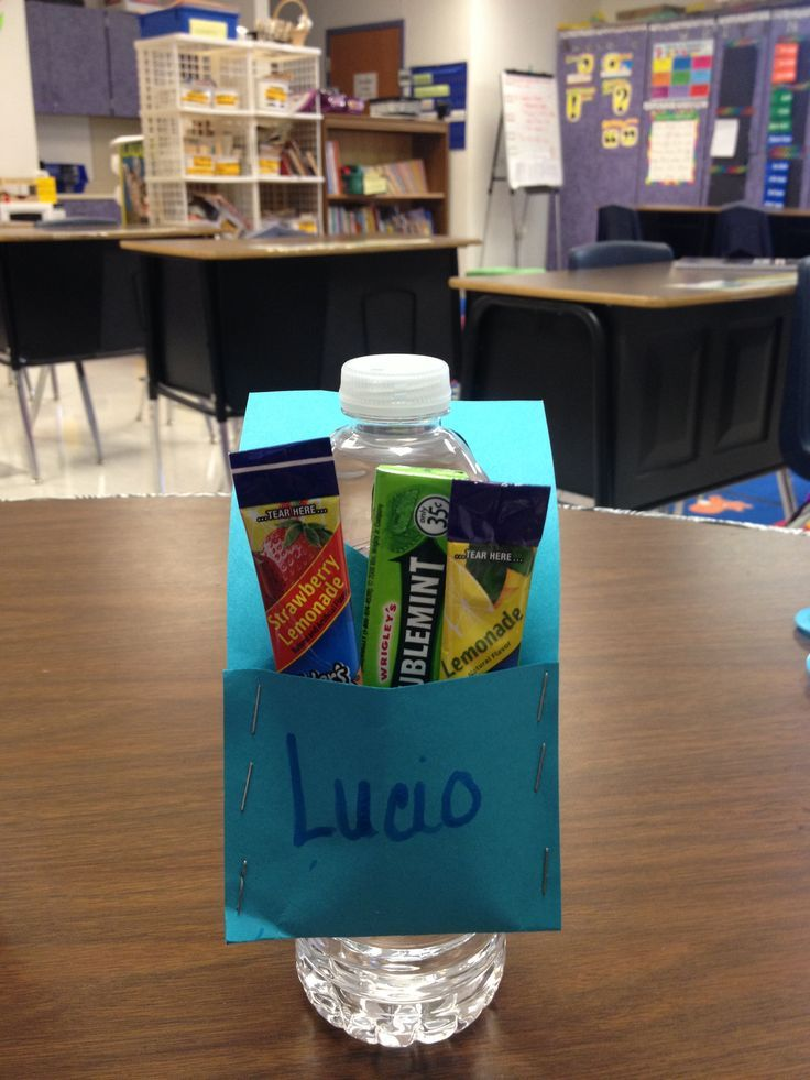 I made & gave each custodian one for custodian appreciation week. - Student Council - #Appreciation #Council #Custodian #gave #Student #Week #custodianappreciationgifts