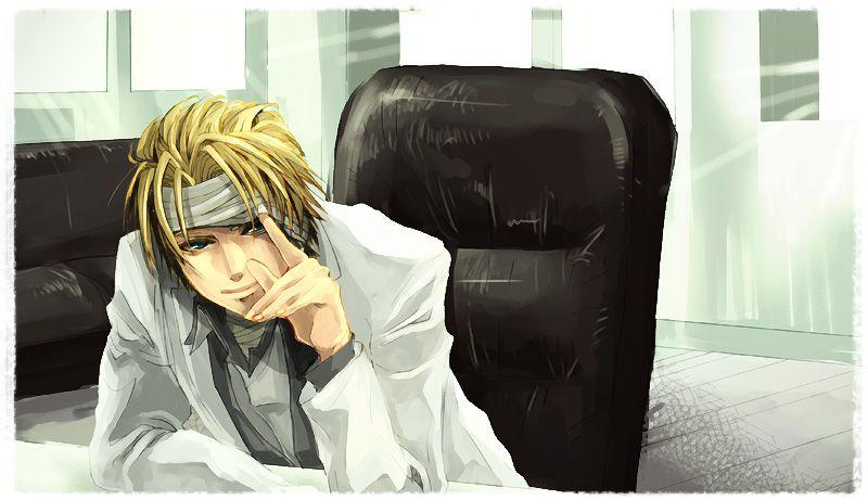 zerochan/Final Fantasy VII/Rufus Shinra/#351681