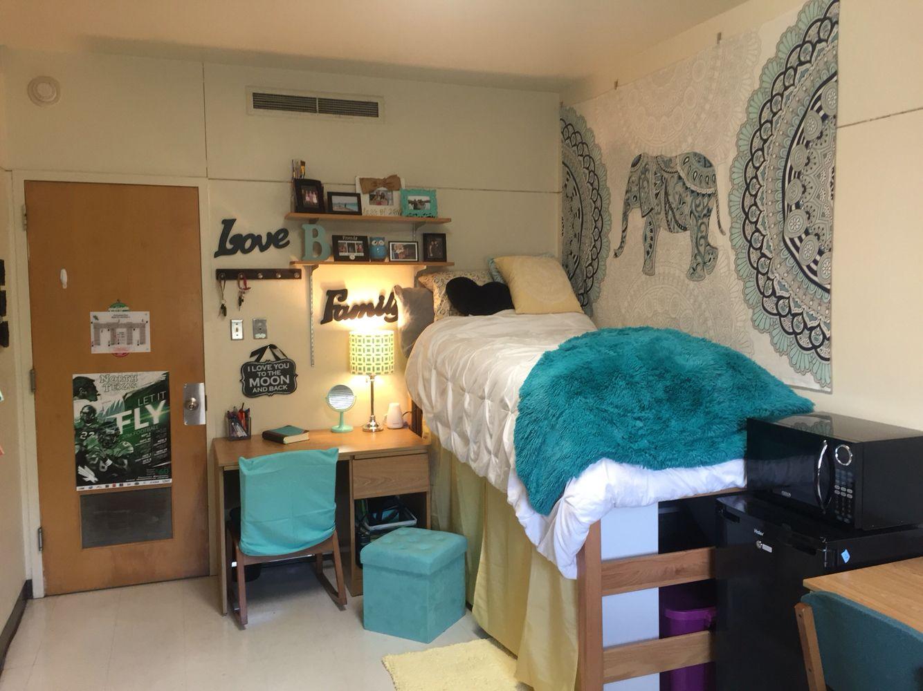 Maple Hall UNT Dorm