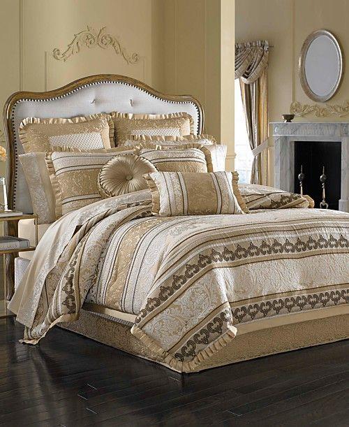 Best J Queen New York Sophia Sand Bedding Collection Macys 640 x 480