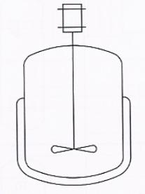 Reactor symbol.