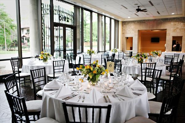 Wedding Reception At The Spink Pavilion Missouri Botanical Garden