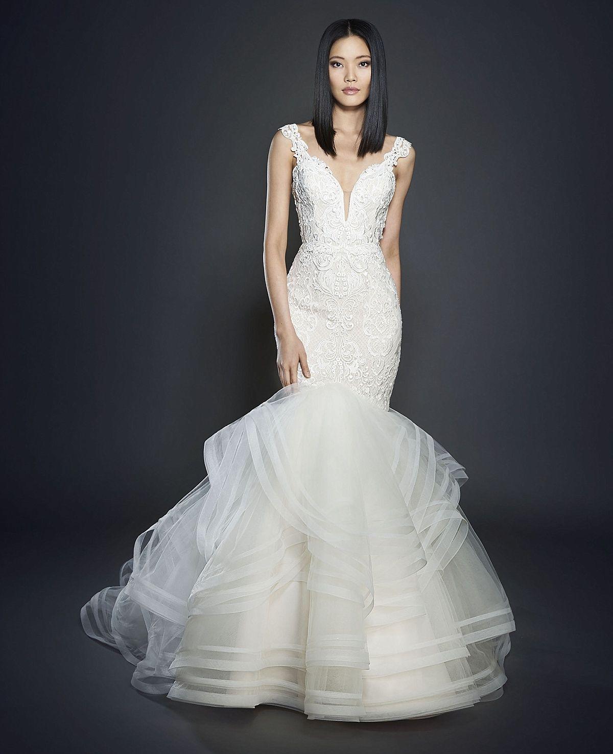 Wedding dress trend 20172017