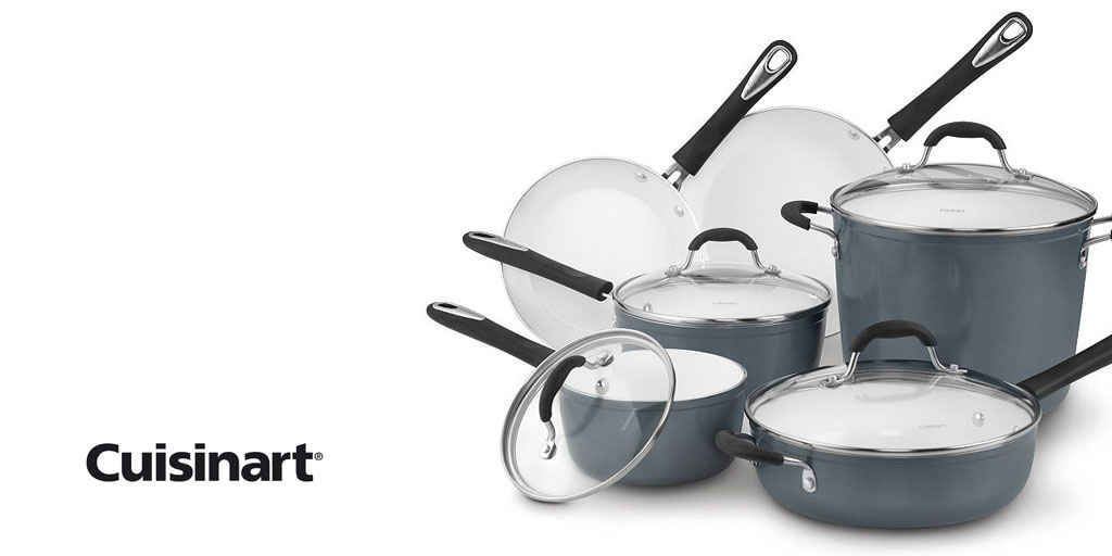 My Mom Could Definitely Use This Ceramic Cookware Set Ceramic Nonstick Cookware Cookware Set