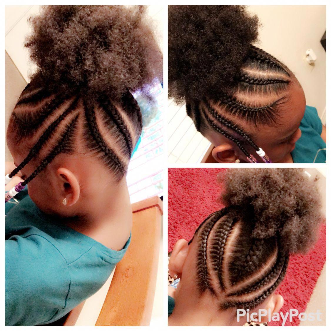 Kids Braids Easykidshairstyles Girls Natural Hairstyles Kids Hairstyles Kids Braided Hairstyles