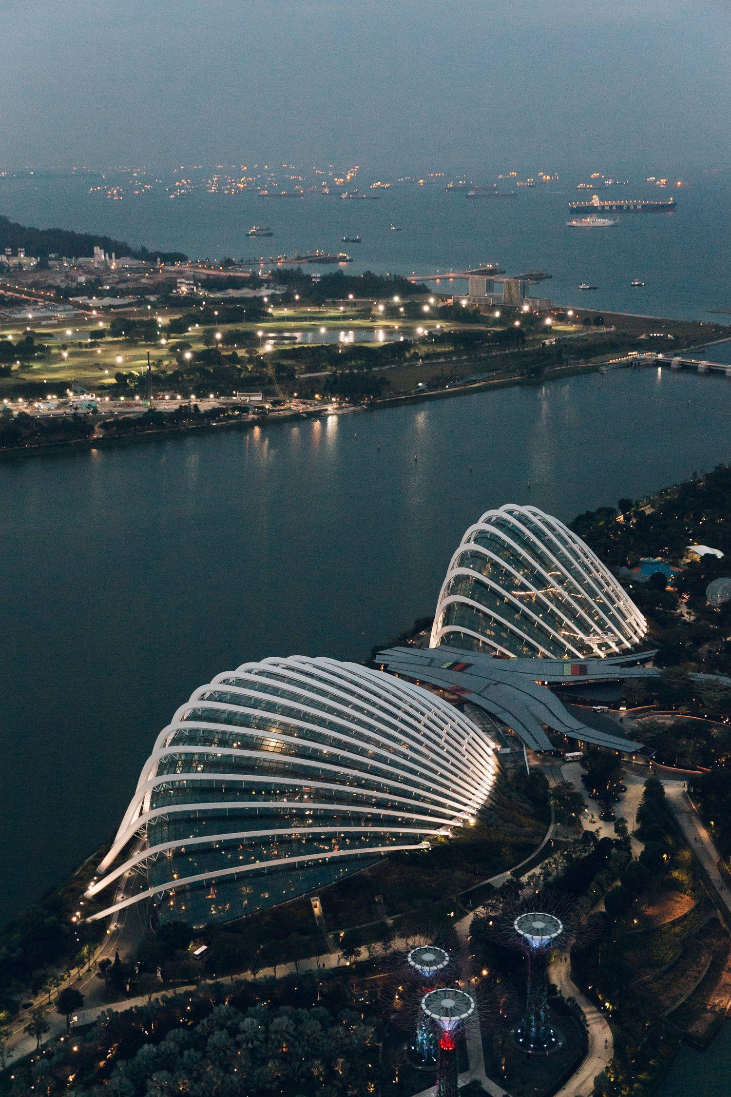 Marina Bay Sands — Singapore Sands singapore, Singapore