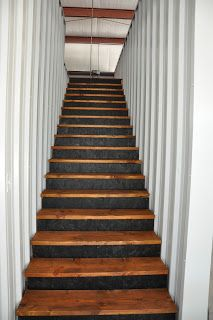 Best The Barn Stairs Stair Makeover Particle Board 640 x 480