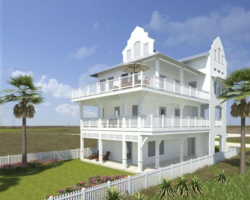 Seagrass Beach Lot 16 Renderings 1 Jpg Beach House