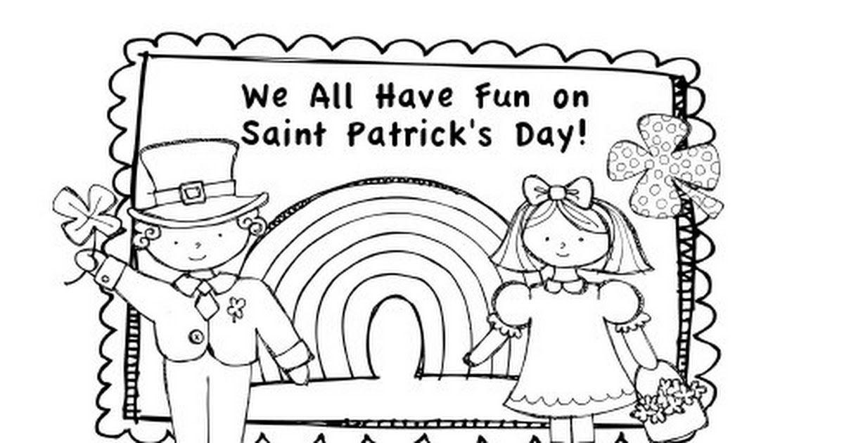 st_pats_day_book.pdf St patricks day, St pats, Day book