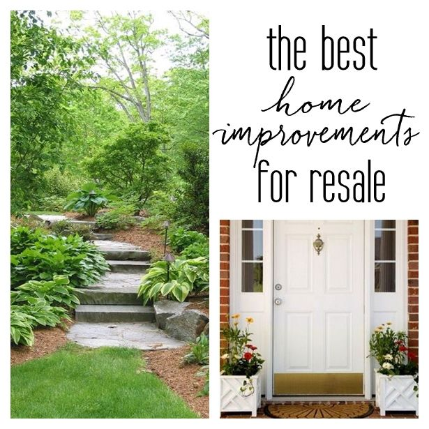 Resale Home: The Best Home Improvements For Resale