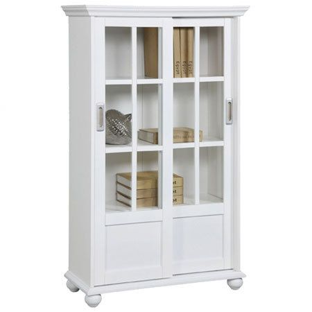 Wonderful Bookcase With Sliding Glass Doors Home Goodness