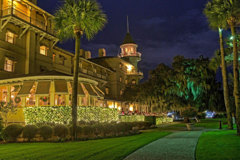 Christmas at the Jekyll Island Club Hotel! | Tis the Holiday Season | Jekyll island club hotel ...