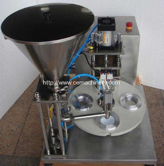Semi Automatic Coffee Capsule Filling Sealing Machine For K Cup Nespresso Lavazza Capsule Coffee Machine Coffee Capsules Lavazza Coffee Machine