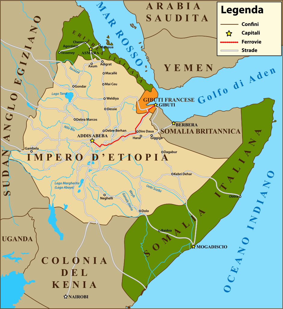 Ethiopia Map 1930 Maps Pinterest Historical Maps Map And Ethiopia