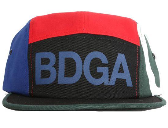 6170995f5a1 BDGA 5 Panel Cap by BODEGA