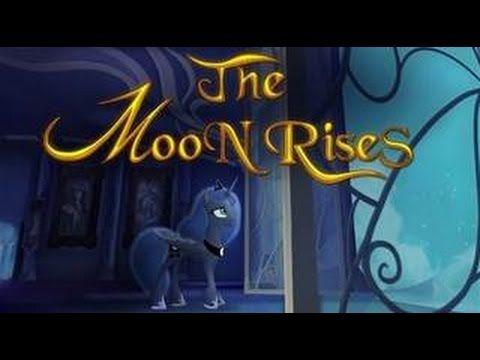 The Moon Rises - YouTube