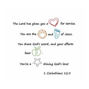 Generic Thank You Card Wording Church Volunteers Google Search
