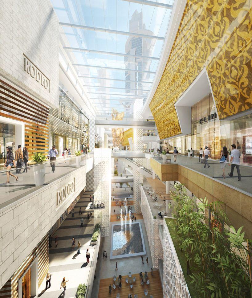 Interior Design Shopping: 5 Design: Dragon Valley Retail District
