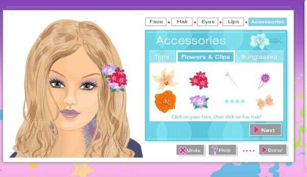 Barbie Magazine Makeover Game #Fashion Fever #Games #Website #internet addiction…