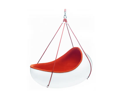 3-in-1 Baby Crib by Kare Frandsen. turns into rocking bassinet and ...