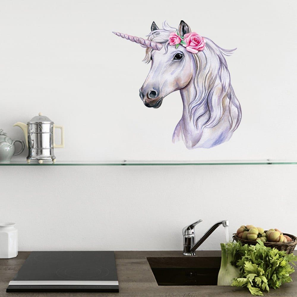 Personality Creative Animals Removable PVC Wall Sticker Personality Creative Animals Removable PVC Wall Sticker ,