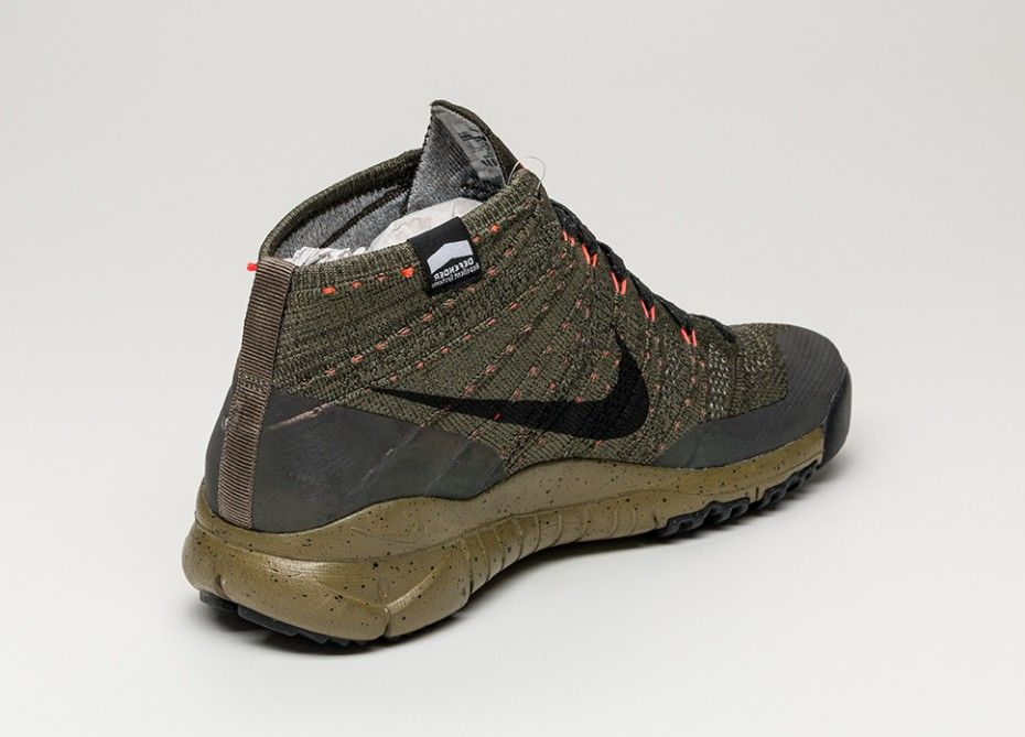4a02dd031548c Nike Flyknit Trainer Chukka FSB (Sequoia / Black) | Shoes | Nike ...