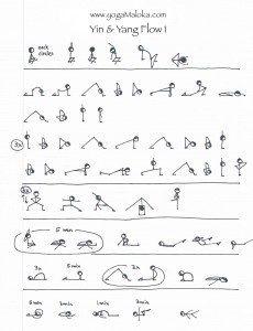yin poses  yoga asanas yin yoga sequence vinyasa yoga