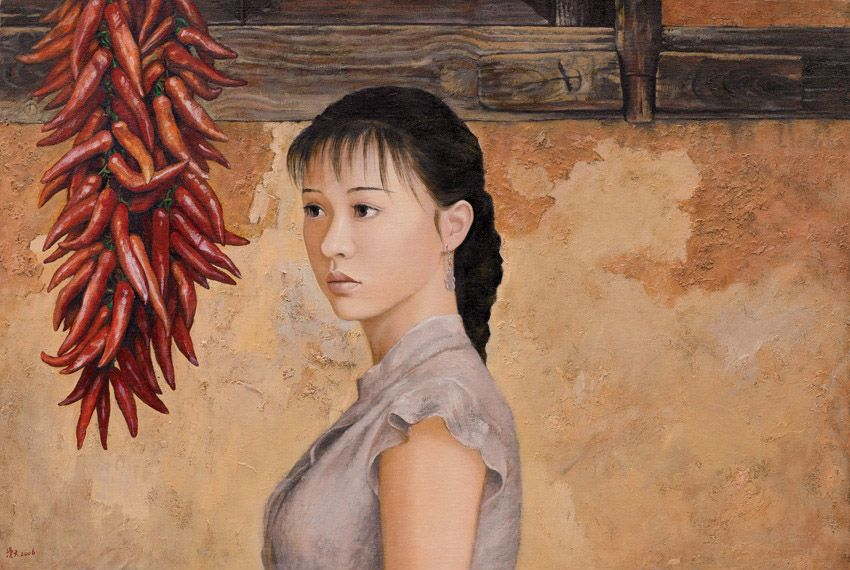 tr-art- 2: Chen Mantian